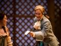 Ava Pine (Susanna) and Lauren McNeese (Cherubino) in Tulsa Opera's Nozze